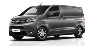 Rent a Toyota Proace (2018)